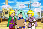 Golden Sun: How old are you?
