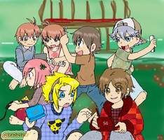 Rune Factory: Gaming Time by Pikaspirit