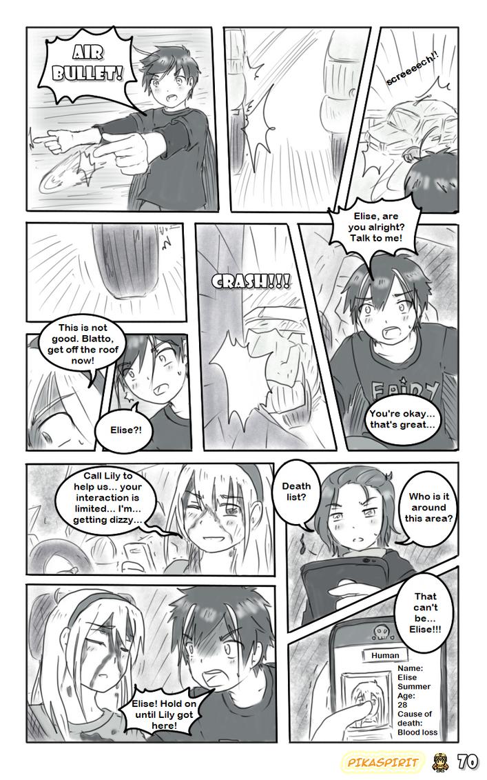 My Melodrama is Bizarre!: Page 70 by Pikaspirit on DeviantArt