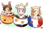 APH Easter Bunny