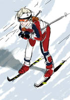 [APH]Winter Olympics Norway by Shandyrun