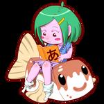 Tofugu fanart