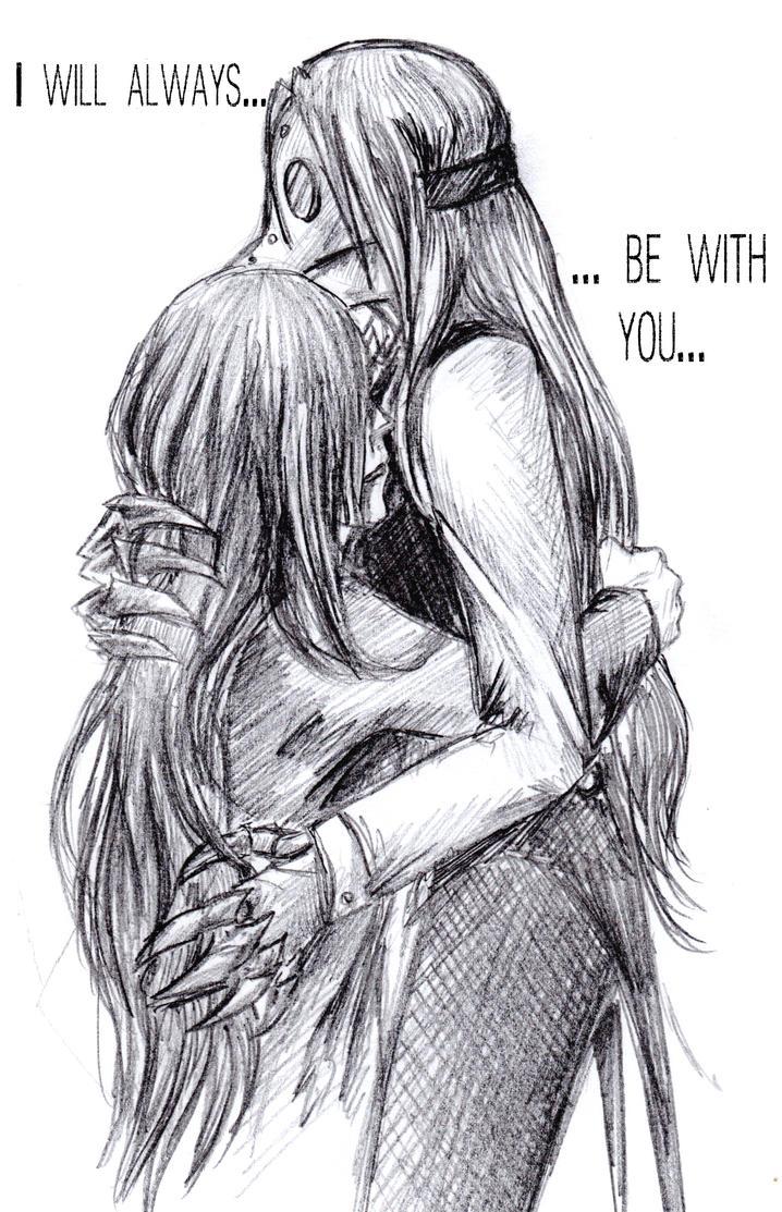 I will always be with you by Rakkasah