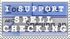 Spell Checking Stamp by Kisa-Koufuku