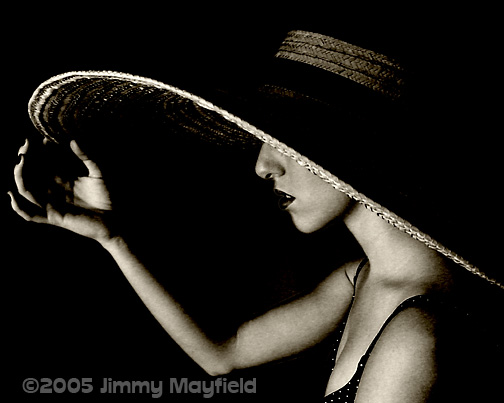 Hat by JimmyMayfield