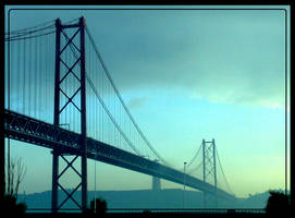 Some bridges are bigger than..
