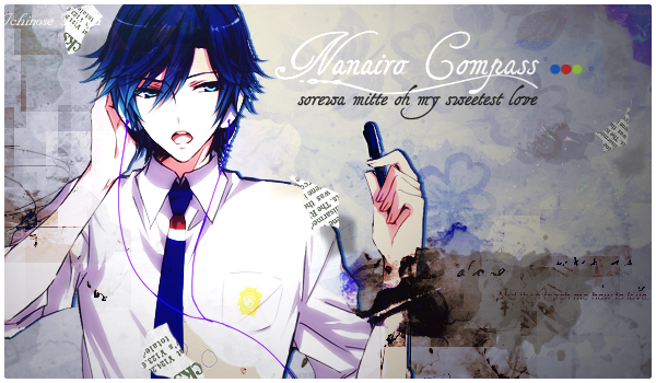 Ichinose.Tokiya~Nanaru no Compass by BlacknessSoul