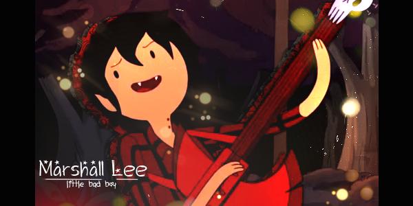 Marshall.Lee.Little.bad.boy by BlacknessSoul