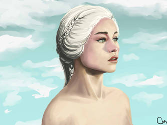 Daenerys Targaryen by AgentHojo