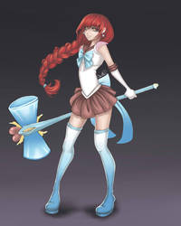 Sailor Earth by AgentHojo