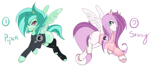 OTA Adopts {0/2} by curledcreations