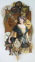 Lost in Time - Steampunk by ArtfullyMusing