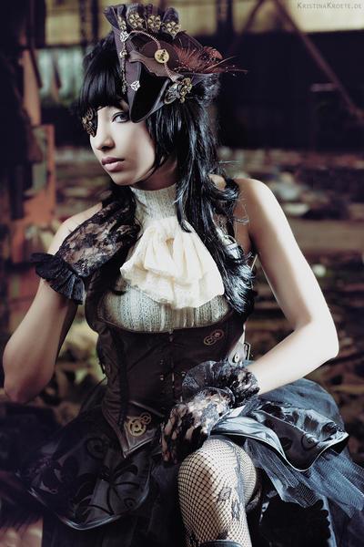 Steampunk Fashion Stores on Steampunk Pirate By  Tanuki Chan On Deviantart