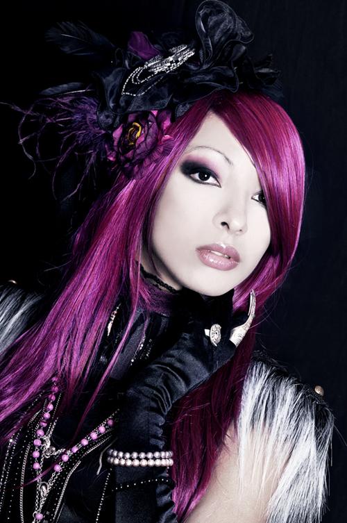 Purple by tanuki-chan