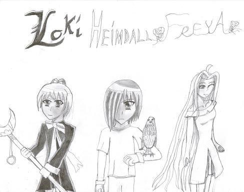 LokiHeimdallFreya's Profile Picture