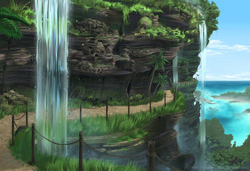 Besaid Island by BloodlineV