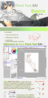 Paint Tool SAI Basics tutorial