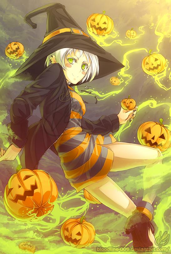 The Pumpkin Dance by BloodlineV