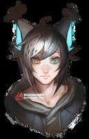 Natsu by BloodlineV