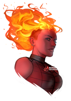 Fiery by BloodlineV