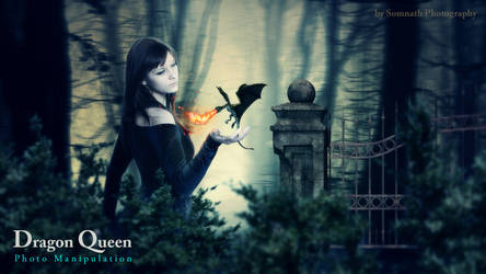 Dragon Queen - Somnath_photography