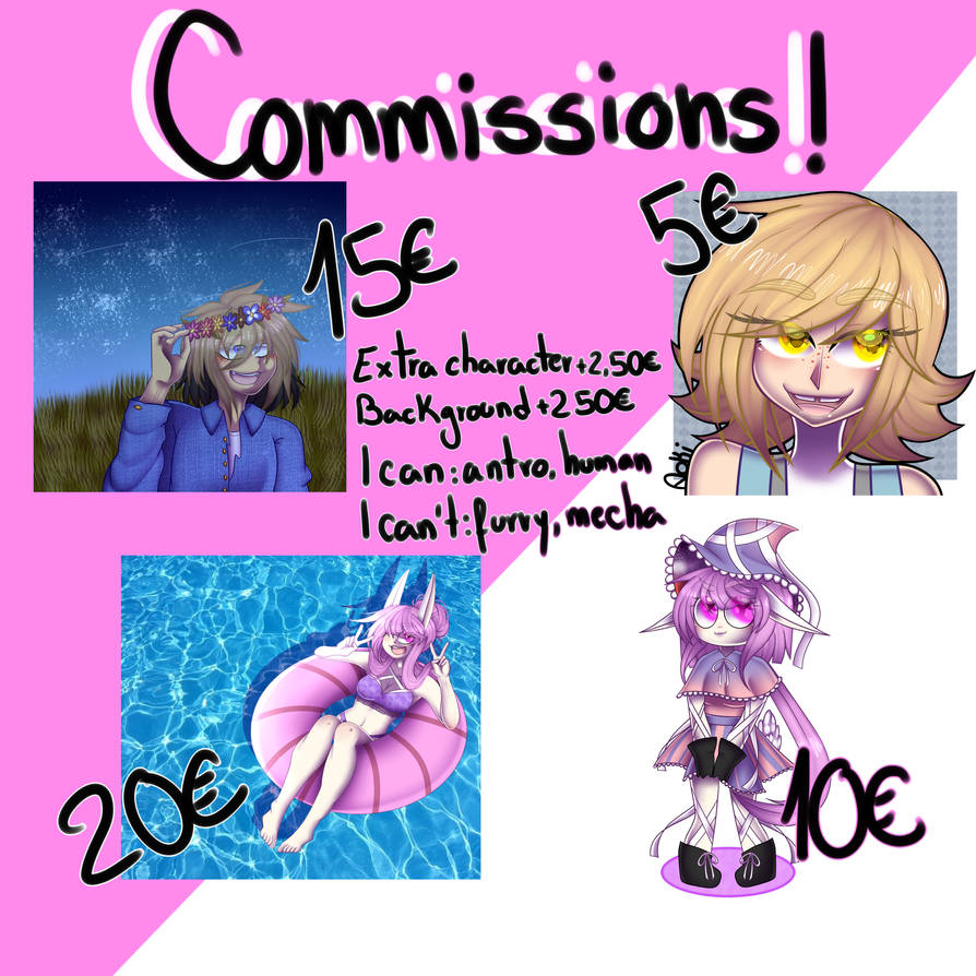 .:OPEN-Commissions:.