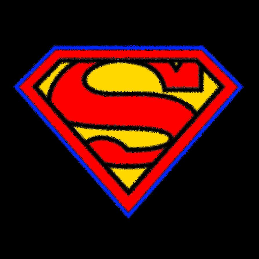 superman logo by benokil - photo #33