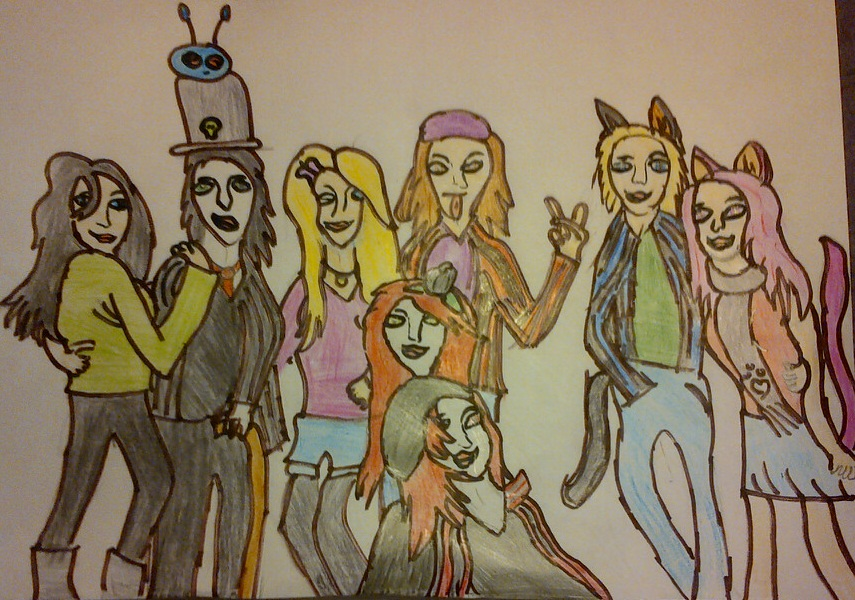 Akallabeth Pupils! by MistyEyedWolf