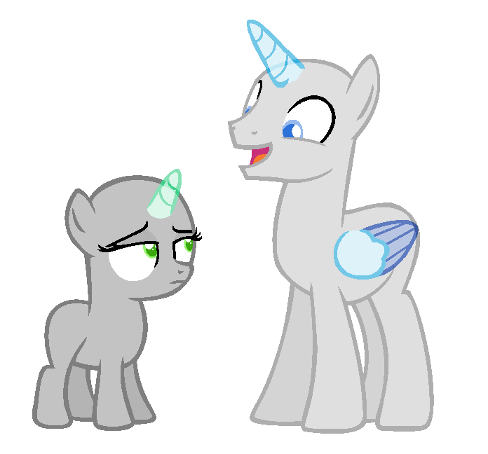 You think you're funny, huh? --BASE-- by iVuiAdopts