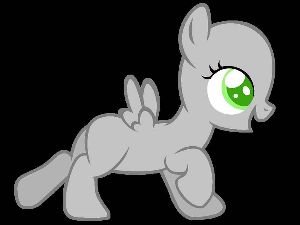 MLP Base Pegasus Fillies By FrozenGemBases On DeviantArt