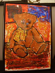 Strung Out Ted by cynicaled