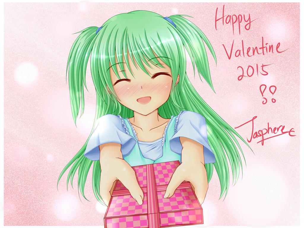 Happy Valentine 2015 by jasphere