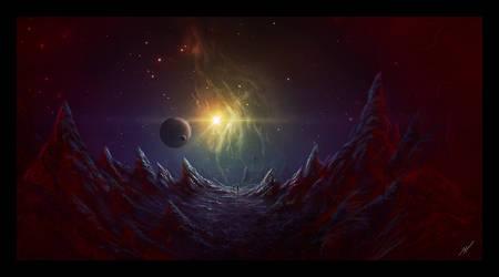 From.the.stars by Matkraken