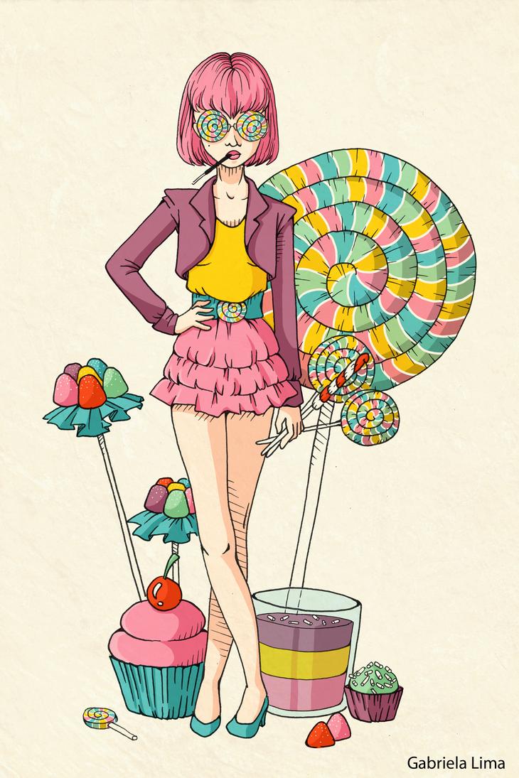 Candyland by Gabilimalima