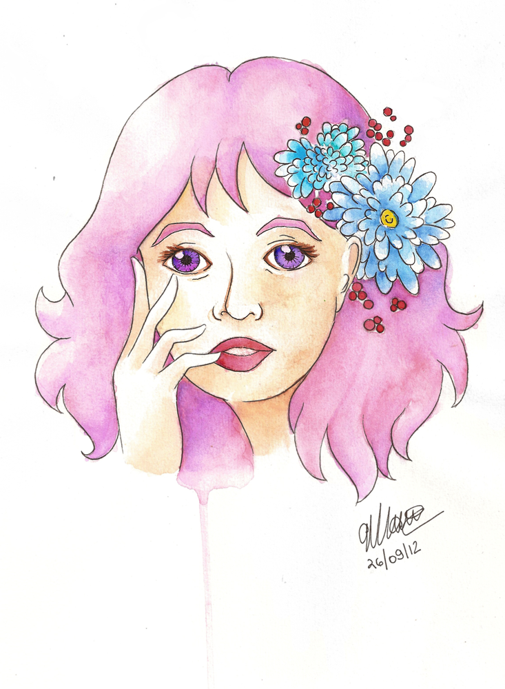 Pretty girl by Gabilimalima