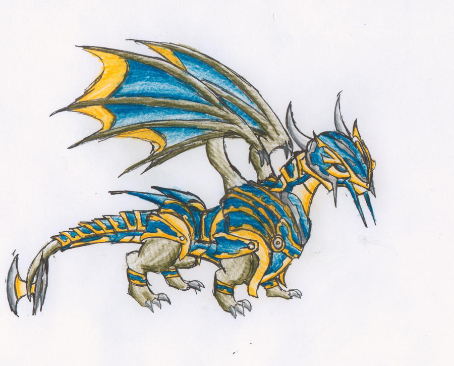 Dragonvale Dark Dragon...