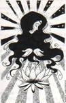 The Goddess by satanaku