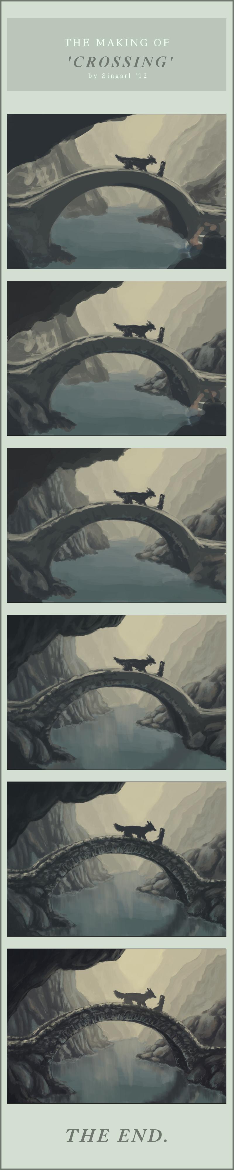 Crossing - Process by Singarl