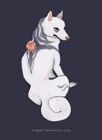 White Shiba-Spirit Adopt [CLOSED]