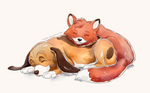 Fox And The Hound - Sweet Dreams