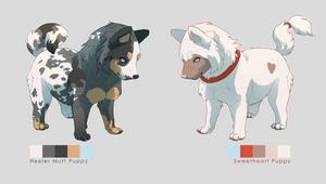 Cute Puppy Adoptables! [closed]