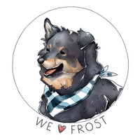 [+VIDEO] Frost - Commission by Singarl