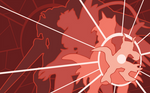 Guilmon Wallpaper by Chromamancer