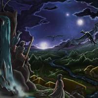 Landcape by Chromamancer