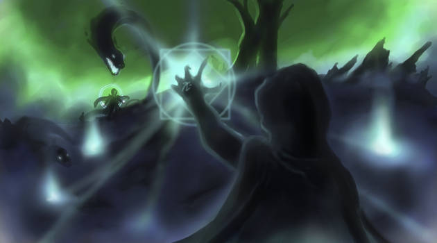 Wizard Duel