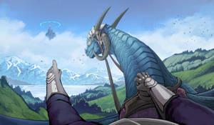 Dragonflight by Chromamancer
