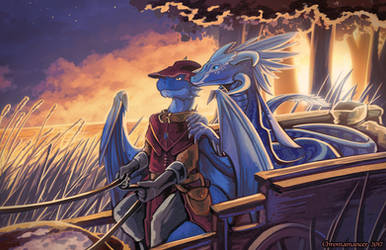 The Way Back by Chromamancer