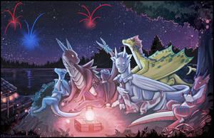 Fireworks (AWSW) by Chromamancer