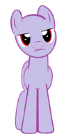 Male Pony Base #4