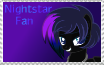 Nightstar stamp by CiityNights
